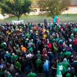 Bloc okupat de Salt, Girona